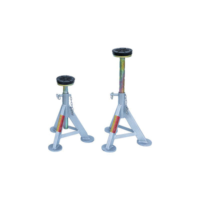 AME 6 Ton Jack Stands Flat Top w/ Rubber Cushion - Pair