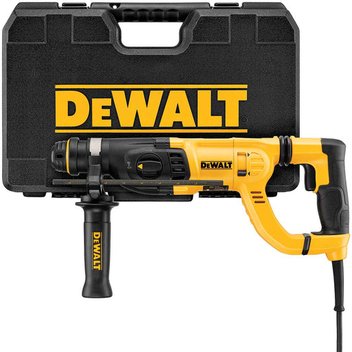 "DEWALT 1"" D-Handle Rotary Hammer Kit"