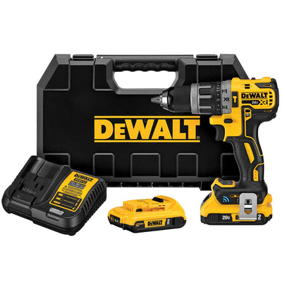 DEWALT 20V MAX XR® Tool Connect™ Compact Hammerdrill Kit