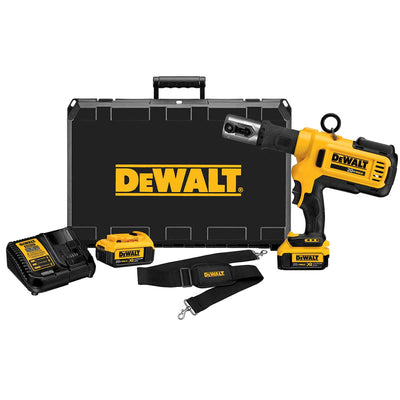 DEWALT 20 V MAX* Press Tool Kit without Crimping Heads