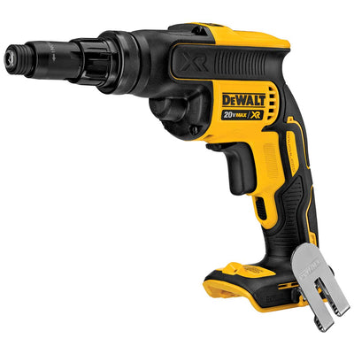 DEWALT 20 V MAX* XR Versa-Clutch Adjustable Torque Screwgun (Bare)