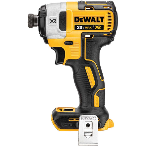 DEWALT 20 V MAX* XR Brushless 1/4-in 3-Speed Impact Driver (Bare)