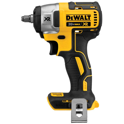 DEWALT 20 V MAX* XR 3/8 In. Compact Impact Wrench (Bare)