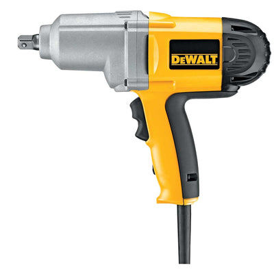 DEWALT 7.5 Amp 1/2 In. Impact Wrench with Detent Pin Anvil
