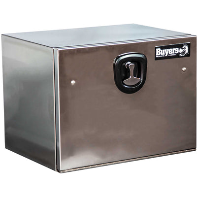 Buyers Products Stainless Steel Truck Box With Stainless Steel Door