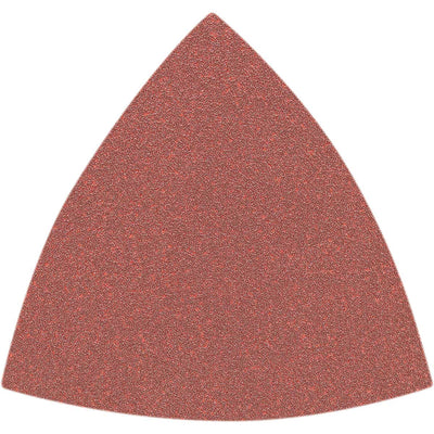 DEWALT Hook & Loop Triangle 120 Grit Sandpaper 12-Pack