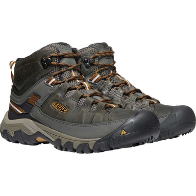 Keen Outdoor Men's Targhee III Mid Waterproof Hiking Boots