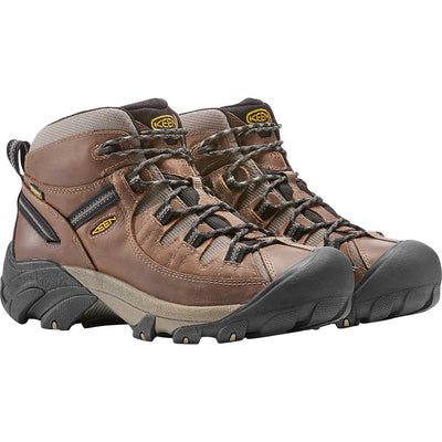 Keen Outdoor Men's Targhee II Waterproof Mid Hiking Boots