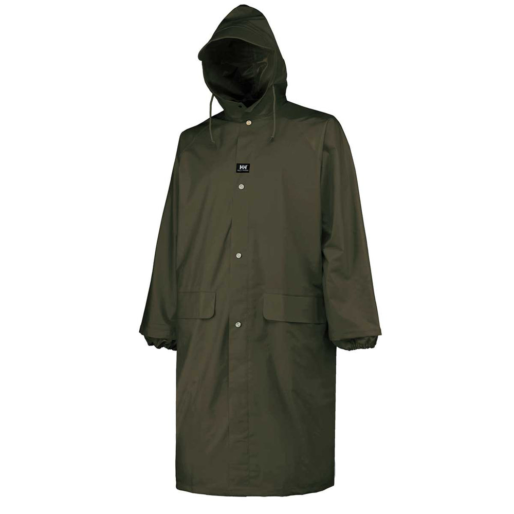 Helly Hansen Woodland PVC Rain Coat