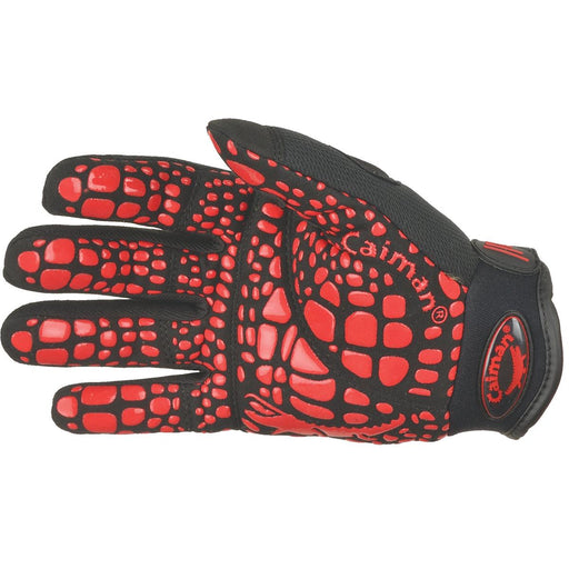 Caiman Silicone-Grip Mechanic's Gloves