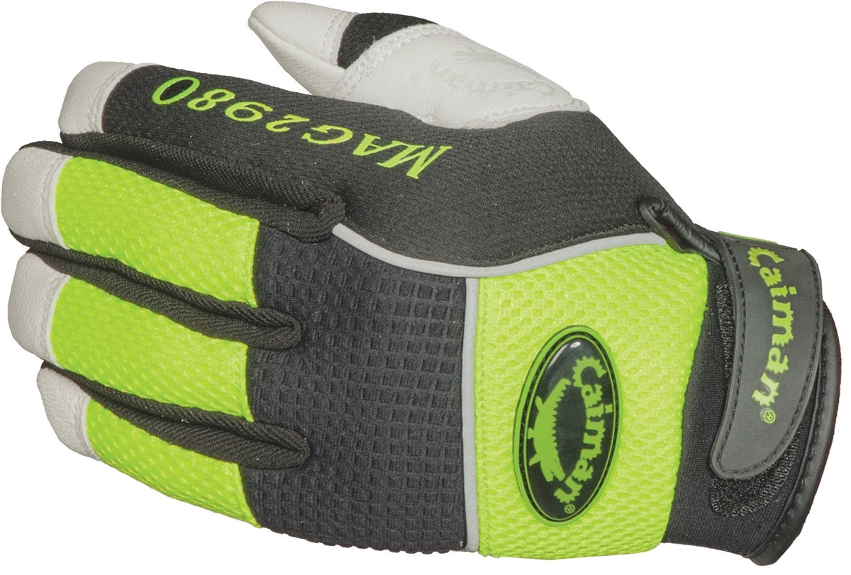 Hi-Vis Mechanic's Gloves