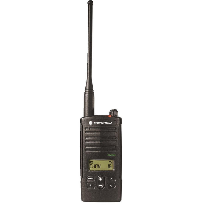 Light-duty, 1W/1-channel, CLS Series UHF Radio