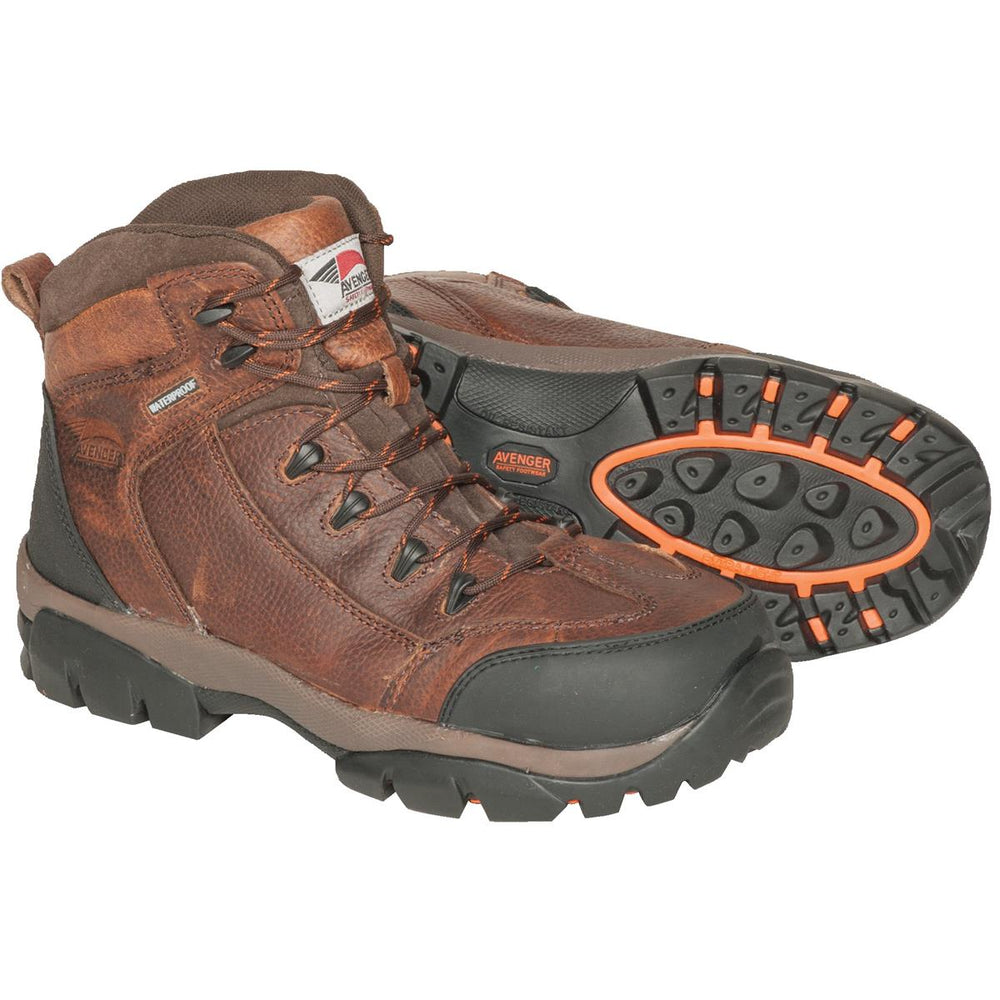 "Avenger 6""H Composite Toe Waterproof Boots"