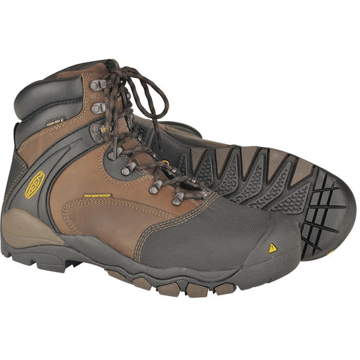 "KEEN Louisville Series 6""H Steel Toe Waterproof Boots"