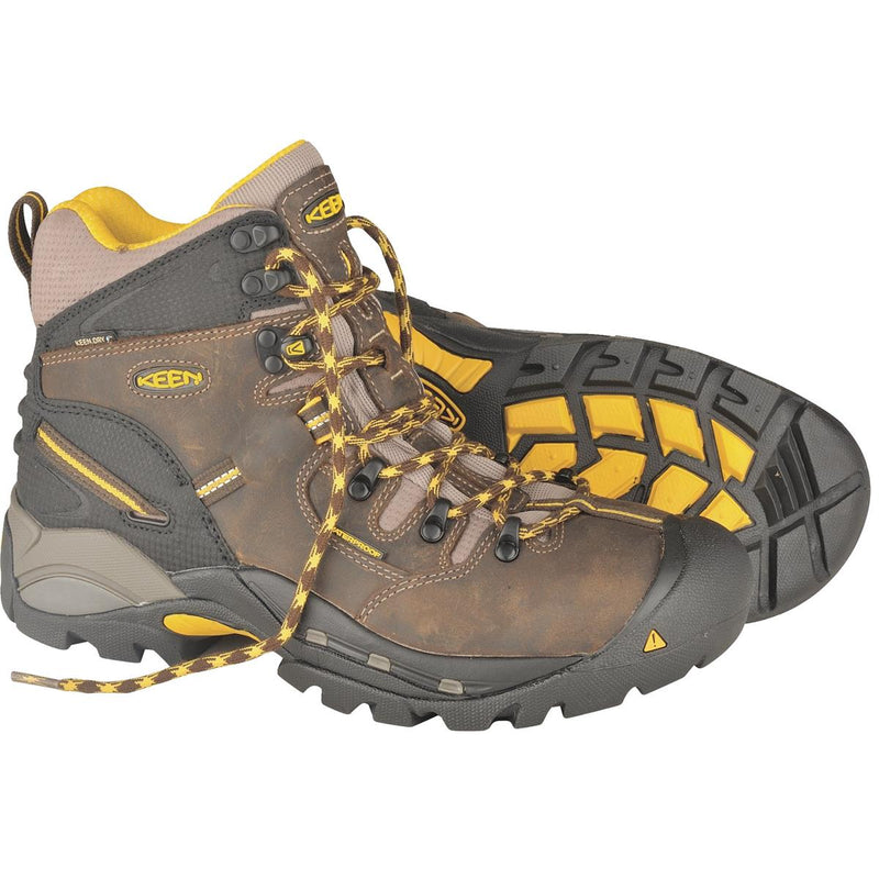 KEEN Utility Pittsburgh Series Steel Toe Waterproof Boots