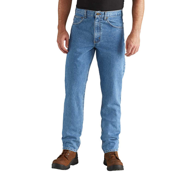 Carhartt B18 Stonewash Traditional-Fit Jeans