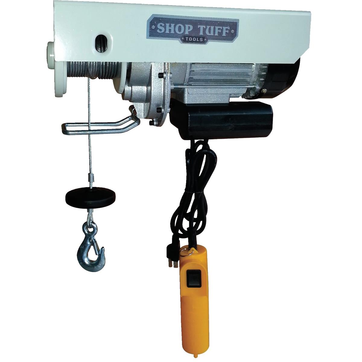 Heavy-Duty Electric Hoist