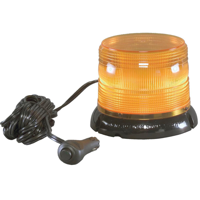 360° Class 2 Magnetic-mount High-power LED Warning Light