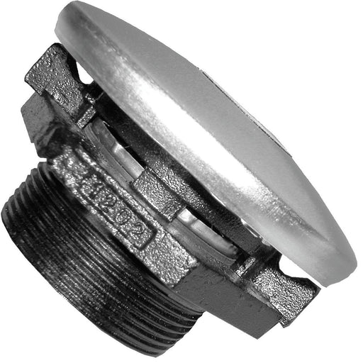 "Fill-Rite Vented Fuel Cap with 2""-dia. Base"