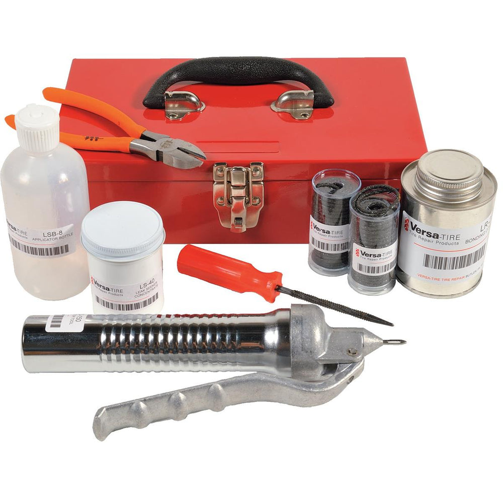 Tire Repair Kit >> Versa Tire Large Repair Kit Gempler S