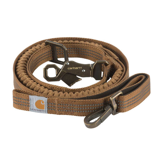 Carhartt Shock Absorbing Control Leash, Carhartt Brown