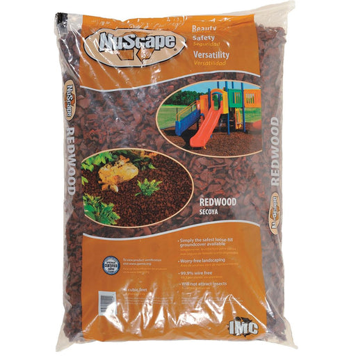 Rubber Mulch, .8-cu. ft.