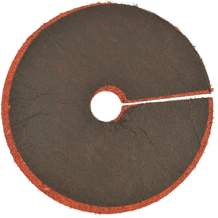 RUBBERIFIC Rubber Mulch Tree Ring