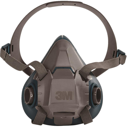 3M 6500 Series Rugged Comfort Half-Mask Respirator