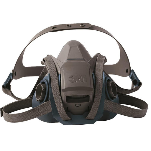 3M 6500 Series Rugged Comfort Half-Mask Respirator with Quick Latch