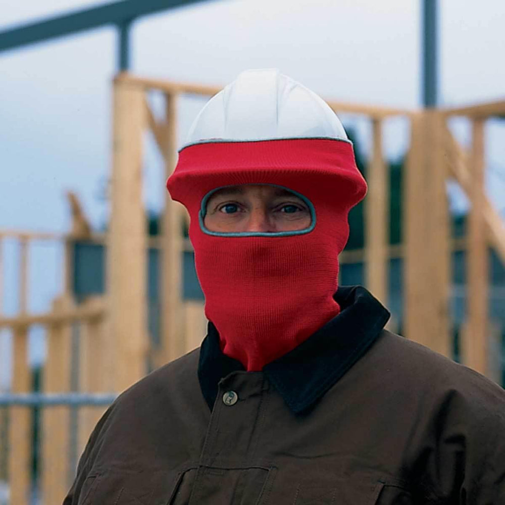 WindGard™ Full-face Mask for Hard Hats