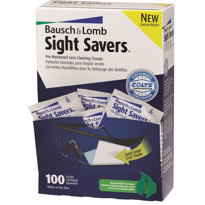 Sight Savers® Lens-Cleaning Towelettes