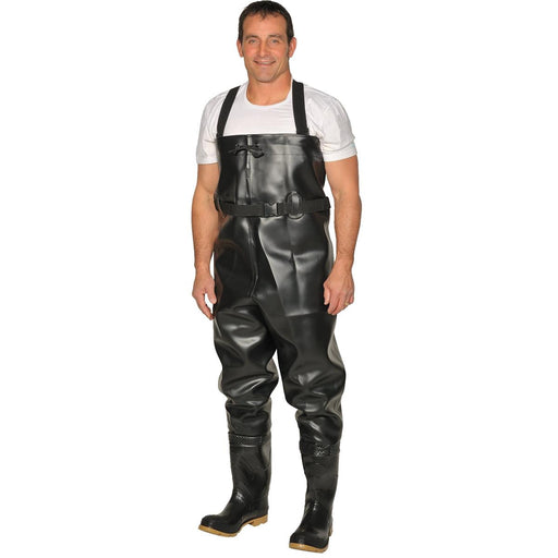 Steel-Toe Chest Waders