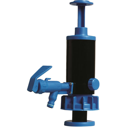 Blue GoatThroat Pump with EPDM Seal