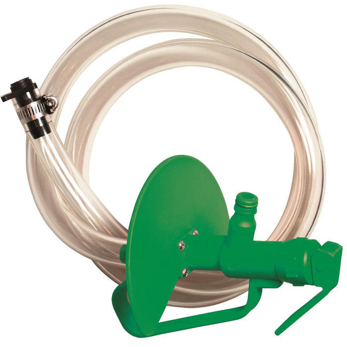 Green GoatThroat Remote Tap w/Viton® Seal