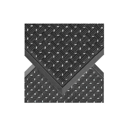 6'L x 3'W Reversible Outdoor Scraper Mat