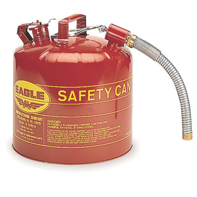 5-gal. Type II Safety Fuel Can