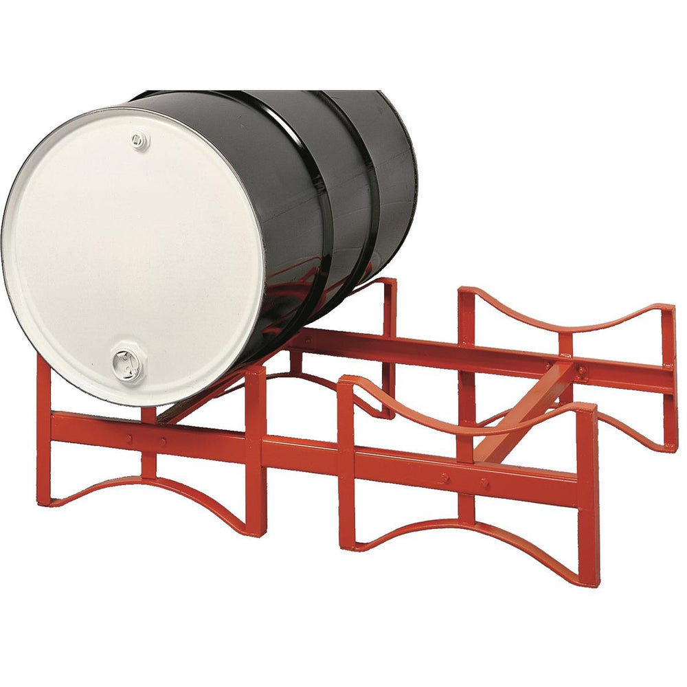 Steel Drum Storage Rack