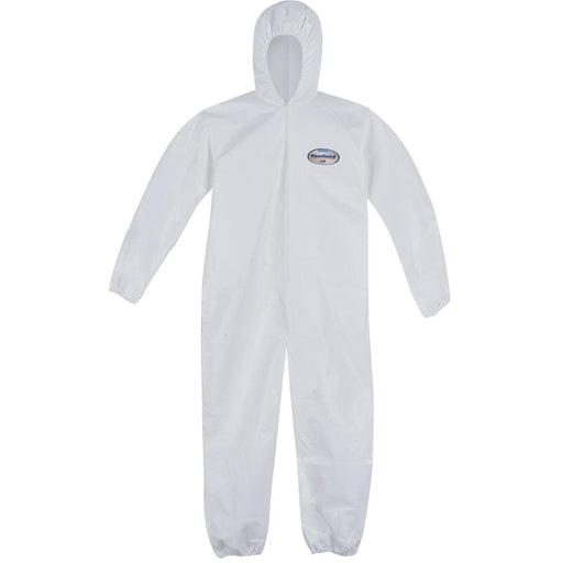 A40 Coveralls with Hood, Elastic Wrists and Ankles