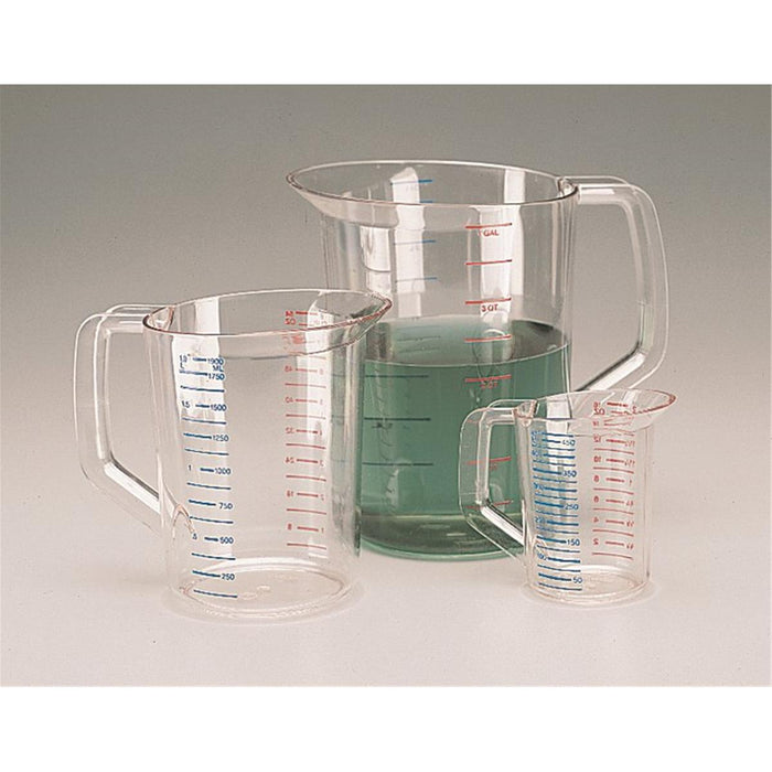 RUBBERMAID 1/2 Quart Capacity Measuring Cup