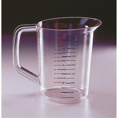 RUBBERMAID 2 Quart Measuring Cup