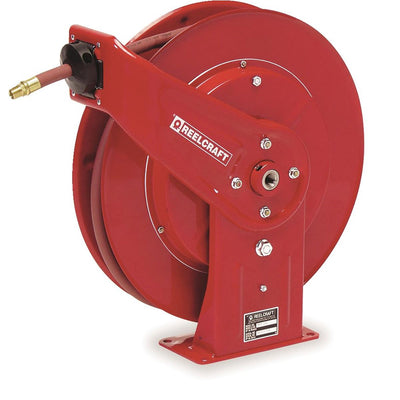 REELCRAFT Low-Pressure Hose Reel with Hose