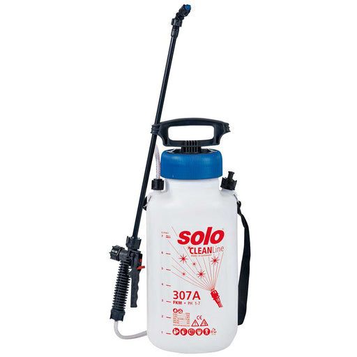 Solo 2 Gal. CLEANLine Industrial Tank Sprayer, Viton® Seals
