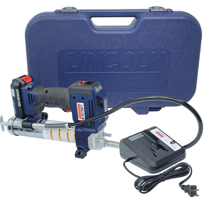 Lincoln Irrigation PowerLuber™ 20V Grease Gun Kit