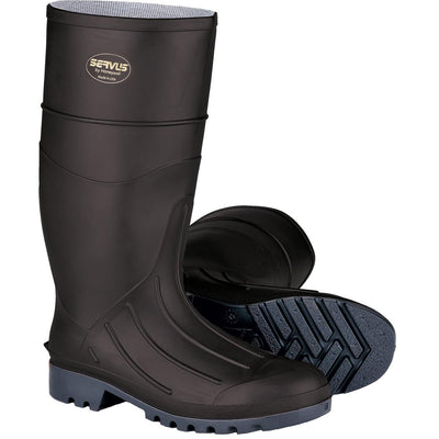 "North 15""H Waterproof PVC Boots"