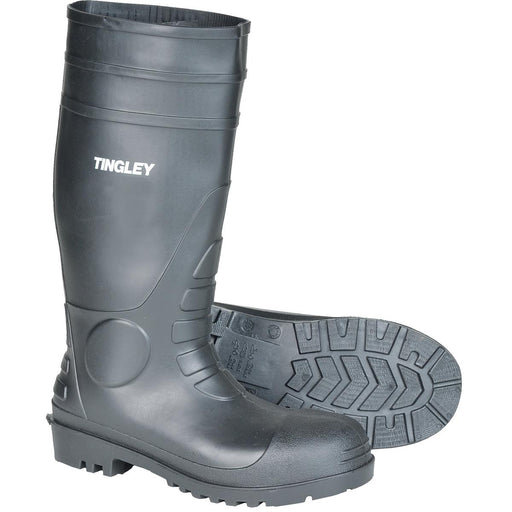 "Tingley Economy Work Boots, 15""H, Plain Toe or Steel Toe"