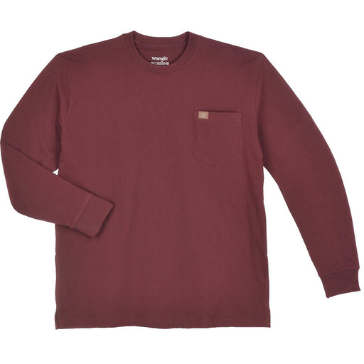 Riggs Workwear&reg by Wrangler&reg Long-sleeve T-Shirt, Relaxed Fit