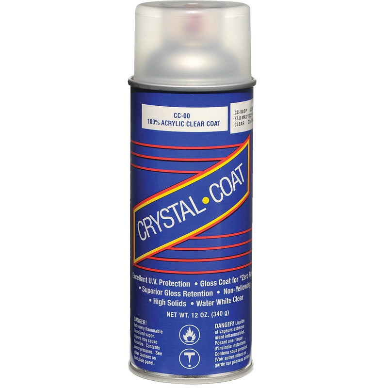 Crystal Coat for Zero-Rust® Sealer
