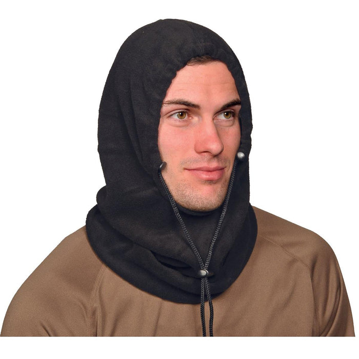 4-in-1 Fleece Winter Hood