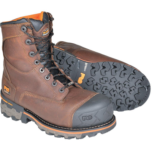 "Timberland Pro Boondock 8""H Waterproof Insulated Work Boots"