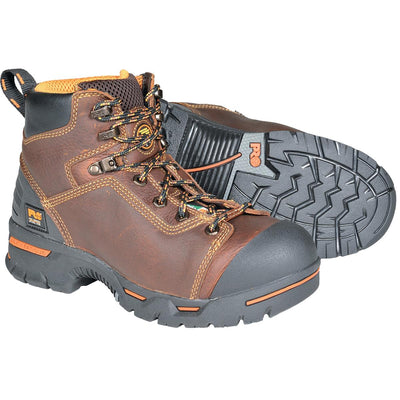 "Timberland PRO Endurance 6""H Steel Toe Waterproof Work Boots"